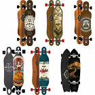 Arbor Longboards complete Genesis Axis Sizzler Bamboo GT Drop Through NEW