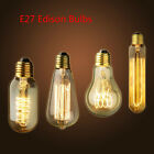 Filament Light Antique Industrial Retro Vintage E27 Screw Bulb 220V Edison Style