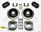"Wilwood Disc Brakes 140-11403-D-   Brake Kits 2.5"" OFFSET 65-69 MUSTANG"