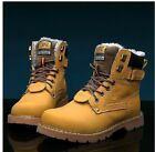 HOT SALE WINTER BOOTS FASHION MEN'S COTTON-PADDED SHOES KOREAN STYLE SHORT BOOTS