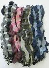 Ladies Chequered Bubble Scarf 4 Colours 90496