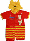 Pyjama Set Winnie Pooh Disney Fancy New Cotton Boy Sizes 1-3 Years Old