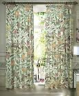 Morris Gallery Fruits Lined Curtains - Various Sizes