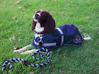 Mark Todd Waterproof Dog Coat Rug NEW Navy All Sizes blue