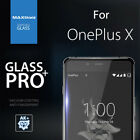 GENUINE MAXSHIELD TEMPERED GLASS SCREEN PROTECTOR FOR OnePlus X