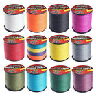 100M Never Use Dyneema Spectra PE Braided Sea Fishing Line Strong Experience