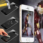 Lot 5x 3x 2x 1x 9H Tempered Glass Film Screen Protector for Apple iPhone Samsung