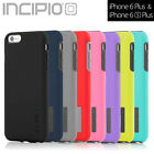"Incipio iPhone 6S Plus 6 Plus Case 5.5"" DualPro Shockproof Hybrid Rugged Cover"
