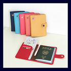 Protect Skimming Passport Holder with Card Slot - MINI JOURNEY NO SKIMMING