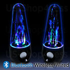 LED Dancing Water Wireless Bluetooth Stereo Speaker iPhone iPad Samsung Laptop