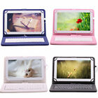 Irulu 10.1 Inch Tablet Pc Pad Google Android 6.0 Quad Core Bluetooth W/keyboard