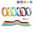 Smart Watch Wrist Band Sports Fitness Monitor Tracker Pedometer Bracelet For Her