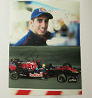 SEBASTIAN BUEMI  AUTHENTIC HAND SIGNED AUTOGRAPHED 12x8 PHOTOS x2   F1