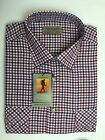 New Tom Hagan Traditional Country Classics Long Sleeve Check Shirts