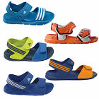 Adidas Akwah Kids slippers young sandals Water shoes Beach shoe