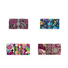 Vera Bradley Gallery Trifold Wallet w/photo slips NWT MultiColors $46 SALE
