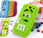 Lovele 3D Chocolate Soft Silicone Rubber Case Cover For VARIOUS Mobile Phone A2