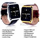 Bluetooth Smart Wrist Watch SIM Card Phone Mate For IOS Android HTC Sony Samsung