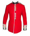 WELSH GUARDS TROOPER TUNIC - RED - CEREMONIAL - USED CONDITION - VARIOUS SIZES