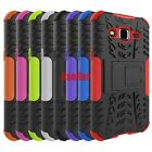 For Samsung Galaxy J2 3D 2in1 Shockproof Defender Rugged Hard Case TPU Cover