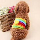 Male Pet Dog Belly Wrap Band Diaper Nappy Pants Puppy Sanitary Underwear