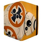 New bb8 droid star wars apple ipad 2 3 4 Mini Mini 2 Air Air 2 cover flip case