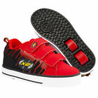 Heelys X2 Speed Dual role Iconic Rollerskates 770076 (black red)