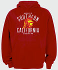 USC Trojans Youth Petrel Pullover Hoodie - Cardinal Red