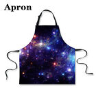 Galaxy Aprons For Chefs Ladies Kitchen Cooking Mens Womens Funny Novelty BBQ New