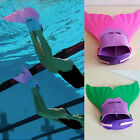 2016 New Kids Child Mermaid Monofin Mono Fin Flippers Swimming Toy Mermaid Tails