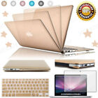 """Glorry Hard Case Shell +Keyboard Cover for Macbook Pro 13/15"""" Air 11/12""""inch Re"""