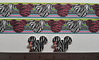 """1"""" Mixed Lot Minnie Mouse Inspired Ribbon and Resins or just Ribbon"""