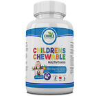 Kyпить Childrens Chewable Multi Vitamins Great Taste Kids Will Love, UK Made на еВаy.соm