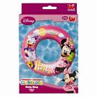 Minnie Mouse Clubhouse Bowtique Inflatable Swim Ring Armbands Beach Ball PINK