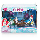 New Official Disney The Little Mermaid Kiss The Girl Bath Toy