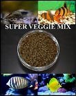 SUPER VEGGIE MIX with CALCIUM & SPIRULINA SOFT BITS,Shrimp,Catfish,Tangs,Cichlid