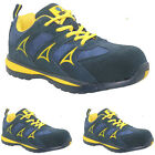 NEW MENS WORK SAFETY COMPOSITE TOE CAP LIGHT WEIGHT SHOES BOOTS TRAINERS SZ