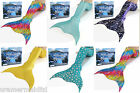 Adult Mermaid Tail by Uramermaid - 2 Pce Set in various colours - with Monofin