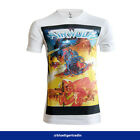 Men's Airwolf Inspired Movie Poster Inspired Fitted / Classic T-shirt