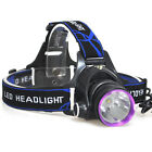 2000LM CREE XM-L T6 Led Bike Cycling Camping Headlamp Head Torch Lamp Headlight