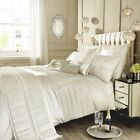 ELEANORA Oyster bedding range by Kylie Minogue, Duvet / Pillowcases / Throw /...