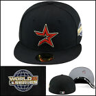 New Era 59fifty Houston Astros Fitted Hat Cap 2005 World Series Side Patch MLB on Ebay