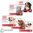 Beaphar Fiprotec Cat and Dog Spot on Flea & Tick Solution-1, 3 or 6 Treatments,