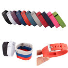Top Wrist Band With Metal Buckle Replacement For Fitbit Flex Bracelet Wristband