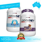2x EHPLABS OXYWHEY LEAN PROTEIN POWDER OXY WHEY EHP LABS WPI WPC