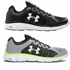 Under Armour Micro G Assert men's running shoes Breathable Jog Fitness new