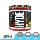 PRO SUPPS HYDE V2 PRE WORKOUT 30 SERVES PUMPS ENERGY NEW FORMULA C4 DEFCON 1