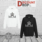 Royalty Mum Hoodies ALL SIZES & COLOURS AVAILABLE BEST MOTHER'S DAY GIFT