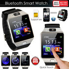 Bluetooth DZ09 Smart Watch For iPhone Android Samsung HTC Phone/Camera SIM UK