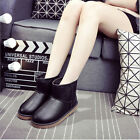 Winter Waterproof non slip female Thick soled boots Women's Cotton Short Boots